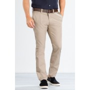 Mens Southcape Lived in Slim Chino - Stone Trousers