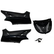 Onderspoiler Yamaha Aerox Kleur: Ongespoten