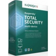 Kaspersky Total Security Multi-Device European Edition 3PC 1An Licenta Reinnoire Electronica