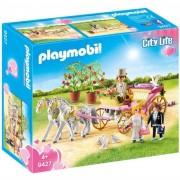Playmobil costruzione carrozza degli sposi 9427