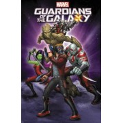 Marvel Universe: Guardians of the Galaxy, Paperback