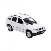 """Welly - 4.75"""" BMW (X5 White)"""