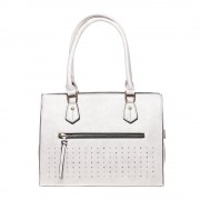 Дамска чанта K812 сива