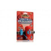 Claxon Mini Hornit cu lumina rosu si albastru