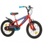 M.C. Avigo - Bicicleta Neon 16 Pulgadas Roja