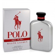 Polo Red Rush For Men By Ralph Lauren Eau De Toilette Spray 4.2 Oz