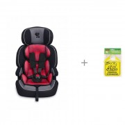 Bertoni Автокресло Bertoni (Lorelli) Navigator и автомобильный знак Ребенок в машине Baby Satefy