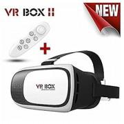 SHOPELEVEN VR Box With VR Bluetooth Remote
