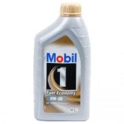 Mobil 1 FUEL ECONOMY 0W-30 1 Liter Dose