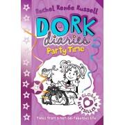 Dork Diaries: Party Time, Paperback/Rachel Renee Russell
