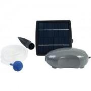 Ubbink Air solar 100 luchtpomp met zonnepaneel
