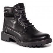 Боти WRANGLER - Creek Leather WL02501A Black 062