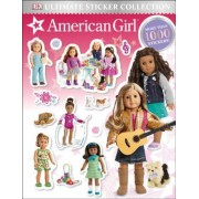 Ultimate Sticker Collection: American Girl, Paperback