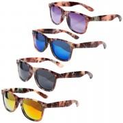Sluneční brýle Fostex Wayfarer Recon - modré