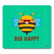 Mouse Pad Abelha Bee Happy