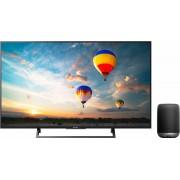 Sony KD49XE8005BAEP + LF-S50G led-tv (123 cm / (49 inch), 4K Ultra HD, smart-tv