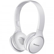 HEADPHONES, Panasonic RP-HF400BE-W, Bluetooth, Microphone, White