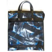 Nákupní skládací taška 156 - modrá