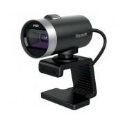 Microsoft LifeCam Cinema con Micrófono, 1280 x 720 Pixeles, USB 2.0, Negro