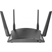 Wireless router D-LINK DIR-2660, EXO AC2600 Smart Mesh, G-WAN 1-port, G-LAN 4-port, 4x antena, USB 3.0, bežični
