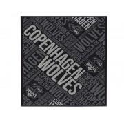 Copenhagen Wolves Ekelund Pläd - Svart L (130x175cm)