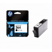 HP Original Tintenpatrone, Farbe schwarz, HP 364 bk