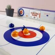 Kikkerland Curling Game Voor Op Tafel - Kikkerland