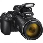 Nikon COOLPIX P1000 - NERA - MANUALE ITA - 4 Anni Di Garanzia in Italia