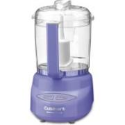 Cuisinart Mini-Prep Plus 4-Cup Food Processor Purple (CGC-4PFSA) 500 W Food Processor(Purple)