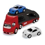 Little Tikes Autószállító kamion - piros