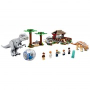 Indominus Rex contra Ankylosaurus? LEGO Jurassic World