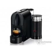 Cafetieră cu capsule Nespresso-Delonghi EN210.BAE U&Milk, negru
