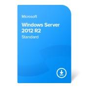 Microsoft Windows Server 2012 R2 Standard, P73-05760 elektroniczny certyfikat