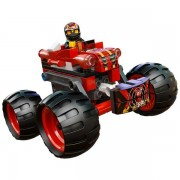 Lego 9092 - Action Racers : Crazy Demon