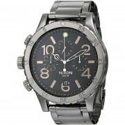 Reloj Nixon A4861885 - Negro Empavonado