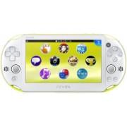 Sony PlayStation Vita Wi-Fi Lime Green/White PCH-2000ZA13(Japan Import)