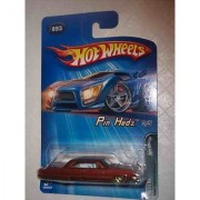 Pin Hedz Series #3 1964 Chevy Impala Lace Wheels #2005-93 Collectible Collector Car Mattel Hot Wheels by Hot Wheels