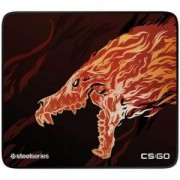 Геймърски пад SteelSeries, QCK+ Limited CS:GO Howl Edition, STEEL-PAD-63403