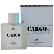CFS Cargo White Perfume of 100ml For Men and Women