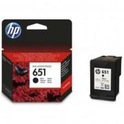 HP 651 (C2P10AE) gyári tintapatron - fekete
