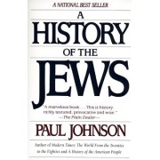 A History of the Jews (Johnson Paul)(Paperback) (9780060915339)