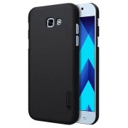 Samsung Galaxy A3 (2017) Nillkin Super Frosted Shield Cover - Zwart
