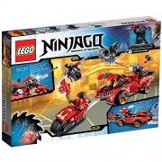 Lego Ninjago: X-1 Ninja Charger, Multi Color
