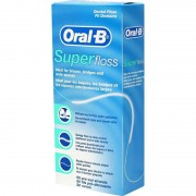 Pachet promo matase dentara Oral-B Superfloss 50m