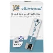 eBuricacid teste acid uric x 25 buc.