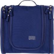 LS Letsshop Waterproof Travel Bag Beauty Make Up Toiletry Wash Bag Zipper Cosmetic Case Organiser Party, Picnic Easy Carrying-KI3290 Travel Toiletry Kit Travel Toiletry Kit(Blue)