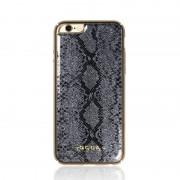 Husa Protectie Spate Occa Tory Silver pentru Apple iPhone 6 / 6S