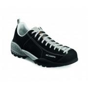 Scarpa Mojito Leather - Black - Chaussures de Tennis 42