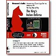 Romans Chess Labs: Vol. 21, The Easy Way To Play The Kings Indian Defense Dvd