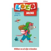 Boosterbox Mini Loco - Kikker en al z'n Vrienden (4-6 jaar)